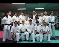 LifeForce Karate Black Belt Cermony